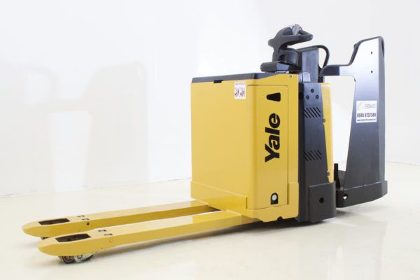 Yale MP20X Powered Pallet Truck 2000kg