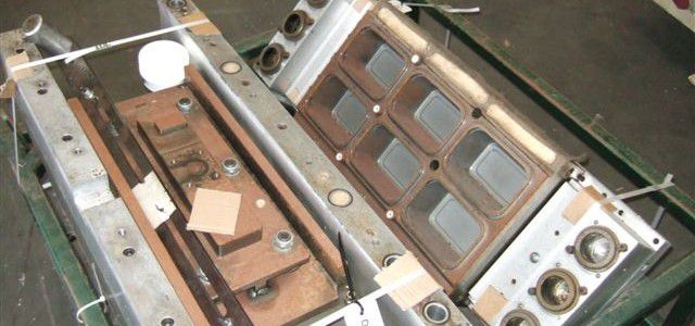 Illig RDM 70, Thermoform Mould