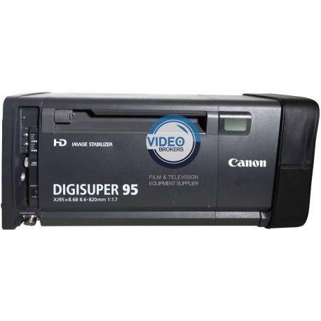 Canon Digisuper 95 XJ95x8.6B Field box lens 8.6-820mm
