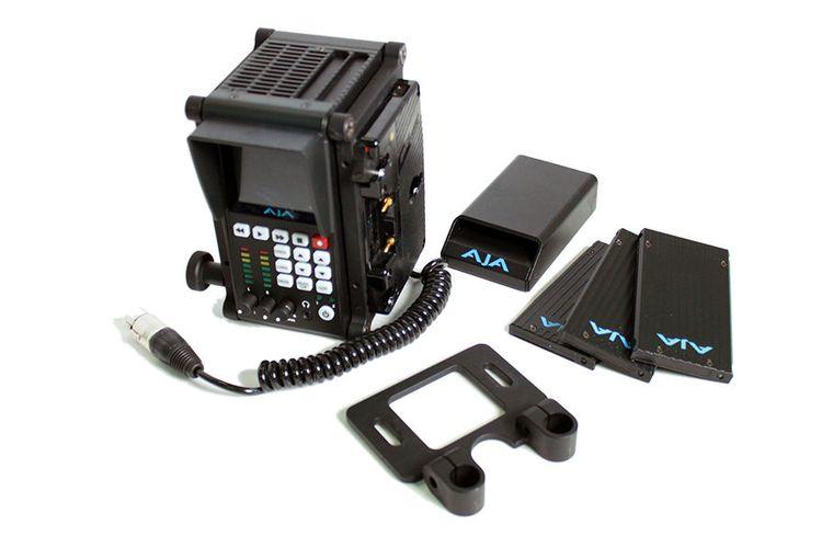 AJA Ki Pro Quad 4K Recorder