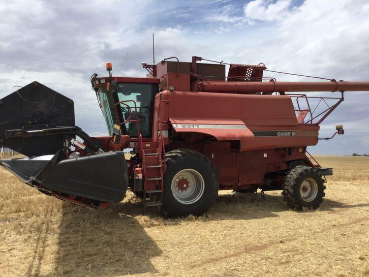 Case 2377 Combine Harvesters