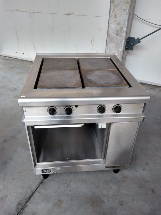 Krefft WEH 4100 Electric stove