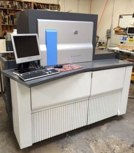 HP INDIGO S2000, DIGITAL PRESS