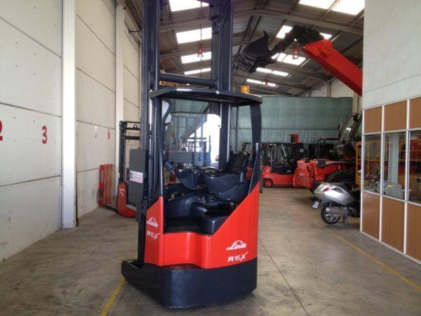 Linde RX17XHD 1700 kg