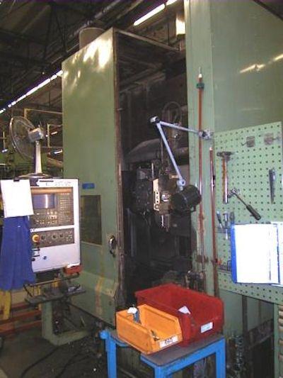 Hessapp DV 80 - CNC Vertical lathes - singlecolumn
