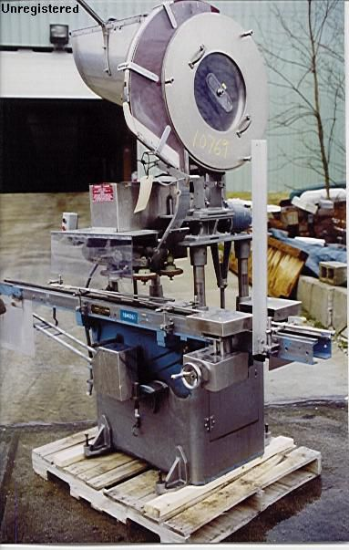 Resina P22H95 Capper