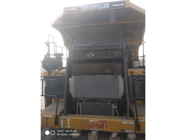 Caterpillar 772GLRC Rigid Dump Trucks