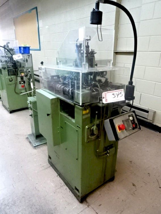 Wafios FTU-0 Wire Spring Coilers