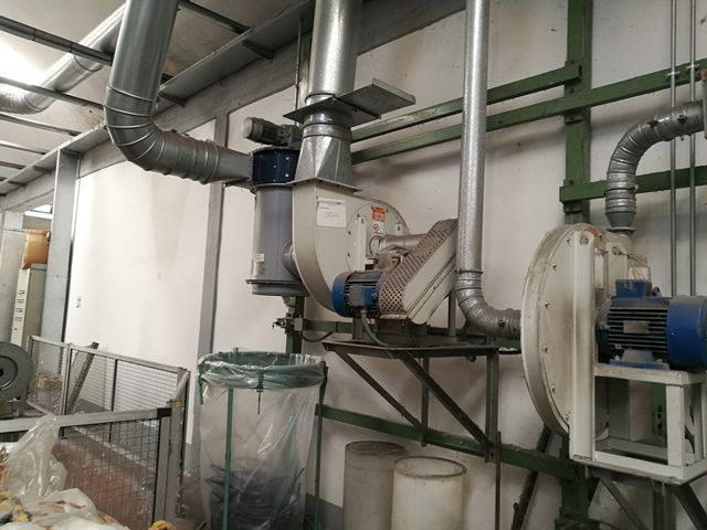 Ltg, Others Compactor and dust condensor Staubli dobby 2668 190 Cm