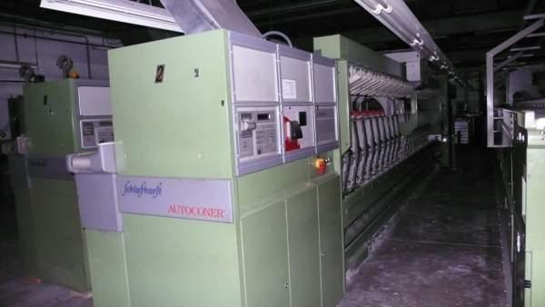 Schlafhorst Winder 238-DX-146