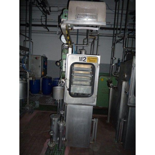 Minox Flow CA.15 30 Kg Jet Dyeing Machine