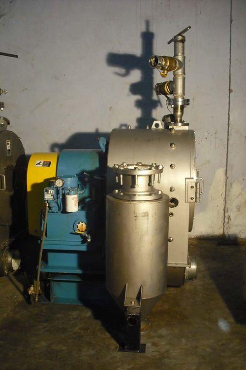 Others H-520 Conturbex, high speed centrifuge worm