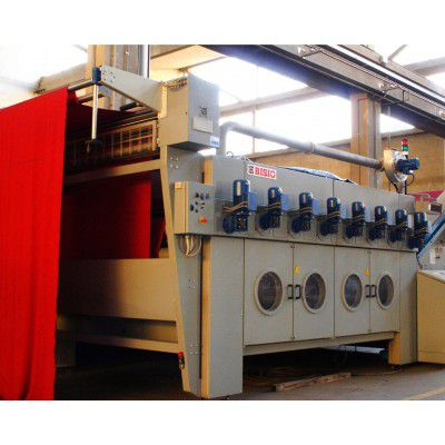 Bisio Vaposhrink M2 Steaming Shrinking Machine 180 Cm