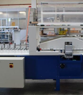 Fisher Ruckle Double gluing machine