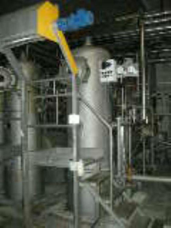 Tessinox MBC, Overflow Dyeing Machine 200 Kg