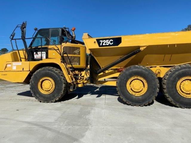 Caterpillar 725C Off-Highway Trucks