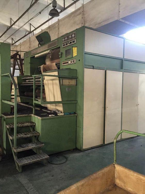 Biella DK95 180 Cm Decatizing machine
