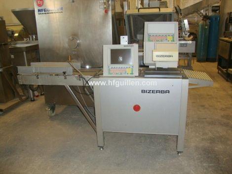 Bizerba GV , labeling machine