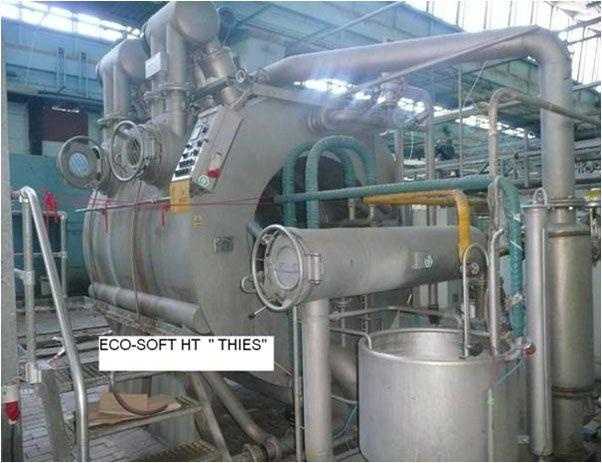 Thies Eco Soft HT 360-400 Kg
