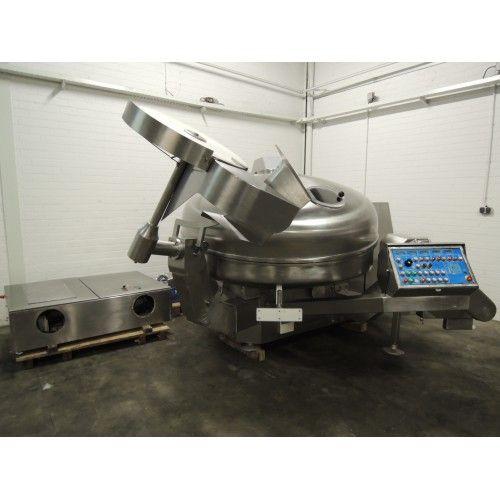 Laska KU500V vacuum cutter