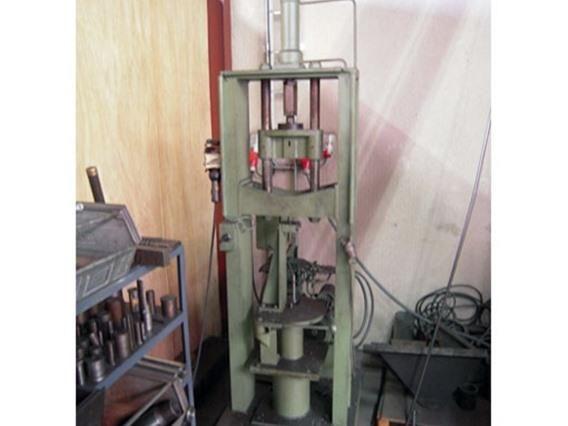 Vermeulen Hydraulic press 8 ton