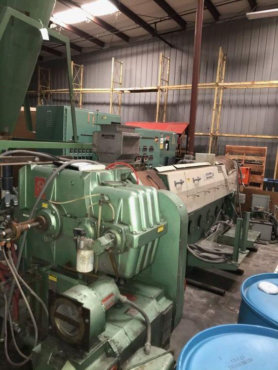 Davis Standard 350/600 Scrapper