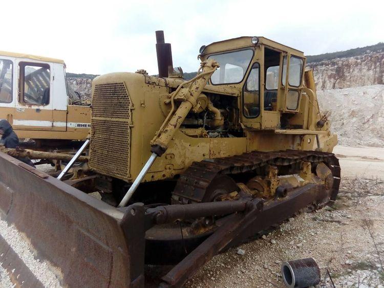 Caterpillar D8K Bulldozer Cat D8K working condition
