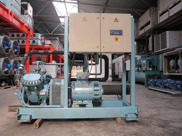 Grasso RC 4-9 100 kW/29 tons