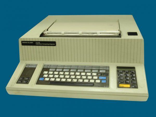 Perkin Elmer LCI-100 Laboratory Computing Integrator