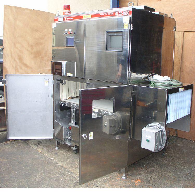 Shimadzu SLDX-1500-WP X-ray foreign matter detector