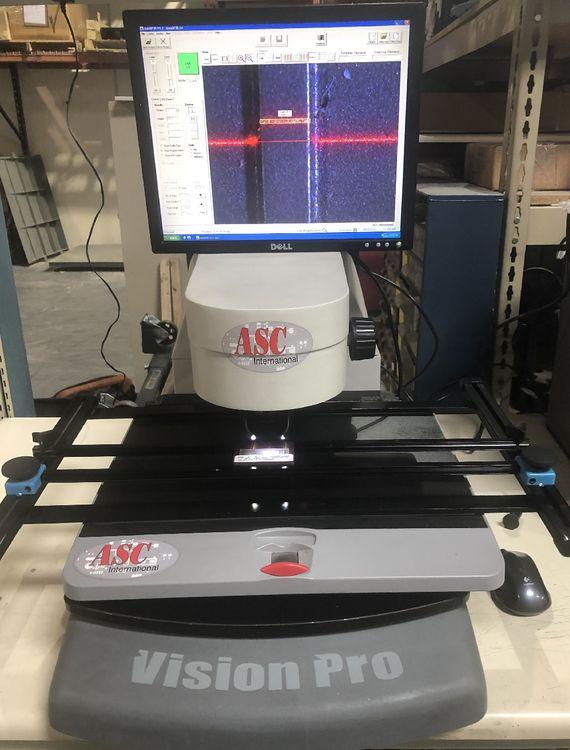 ASC Vision Pro Auto SP3D SPI