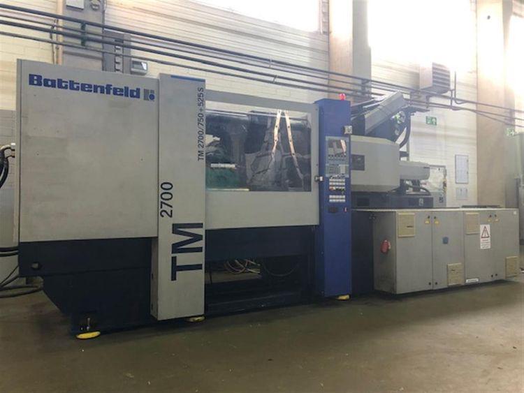 Battenfeld TM 2700/750/525 S 270 T