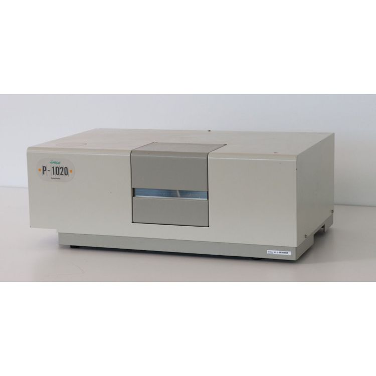 Jasco P-1020 Polarimeter