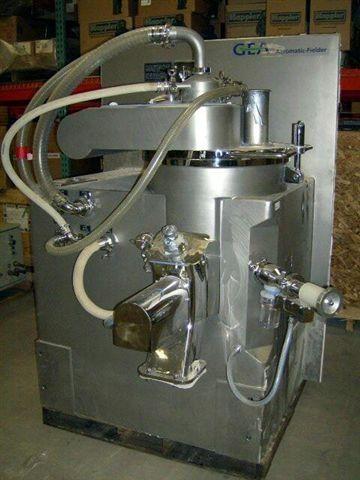 Aeromatic GP65SP Hi-shear Mixer