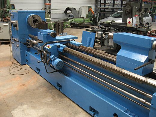 Gurutzpe Engine Lathe Variable SUPER-M