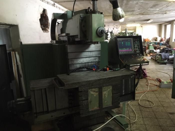 TOS FNG 40 CNC VERTICAL Variable