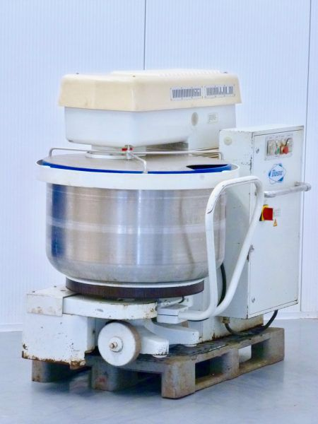 Diosna SP160 AD L Spiral mixer