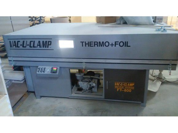 Other Thermo+Foil FT-800 Vacuum Press