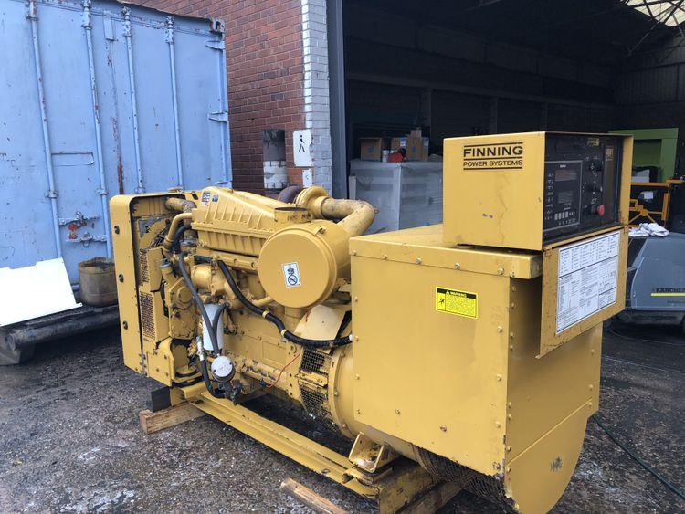 CAT SR4 Open Type Generator 225 KVA
