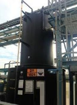 Forbes High Density Polyethylene (HDPE) Bunded Storage Tank