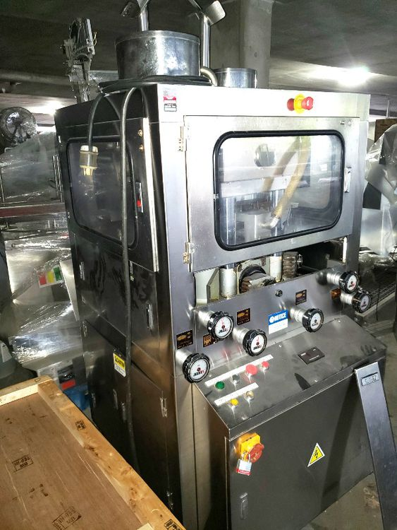 Jcmco JCSH31D  Rotary   Tablet Press