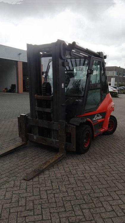 Linde H70T 7000 kg