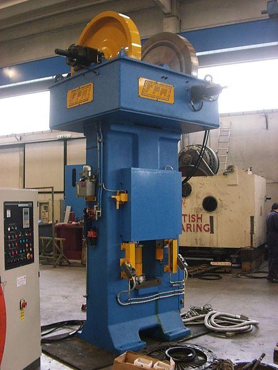 FPM brass steel aluminium 340 ton