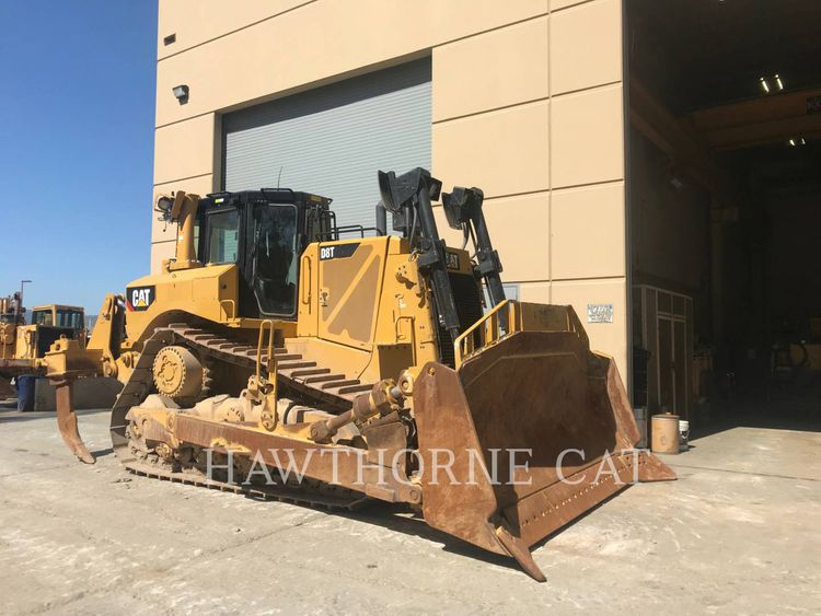 Caterpillar D8T RIP MS TRACK TYPE TRACTORS