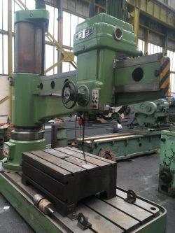 SMTCL Radial Arm Drill  Z 3080 X 25 1250 rpm