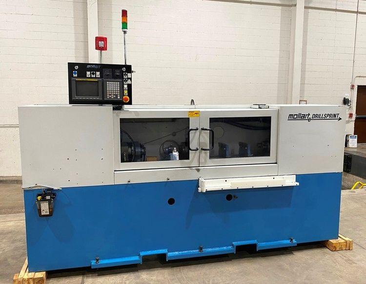 Mollart Mollart DrillSprint LD2-500 Gun Drill Machine Variable