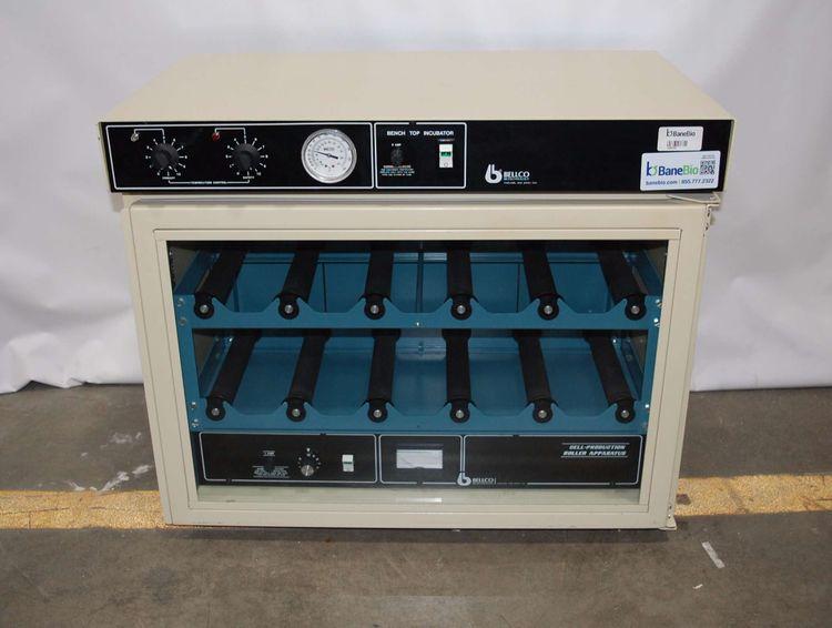 Bellco 7728-50205 Bench-Top Analog Glass Door Incubator