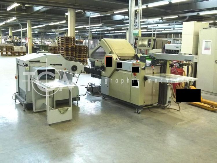 Horizon AFC 566 AKT, Folding machine