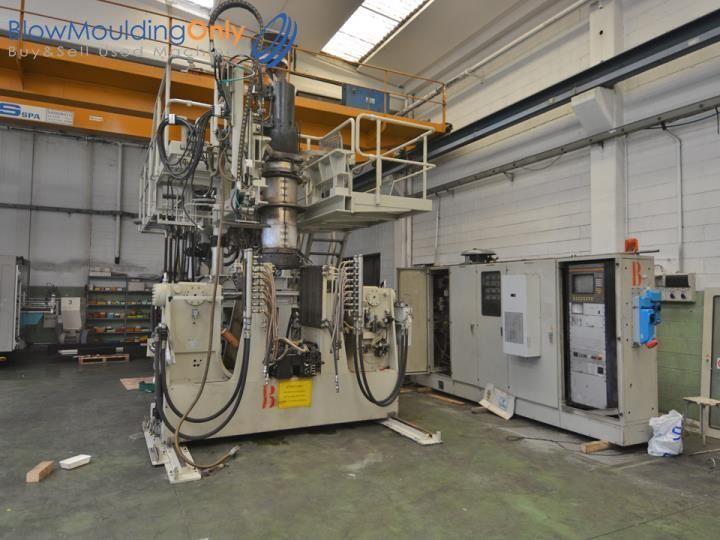 Battenfeld, Fischer VK 3-100, Blow moulding machine