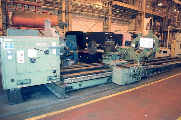 Niles Engine Lathe 180 RPM DPS/1